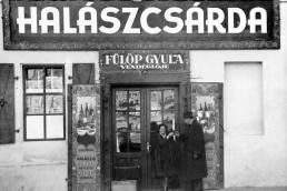 1939. Szeged, Roosevelt tér, Schäffer ház (lebontották).