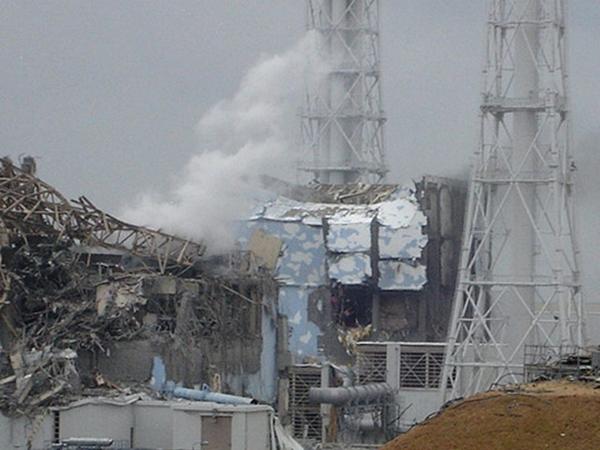 Nukleáris baleset Fukushimánál