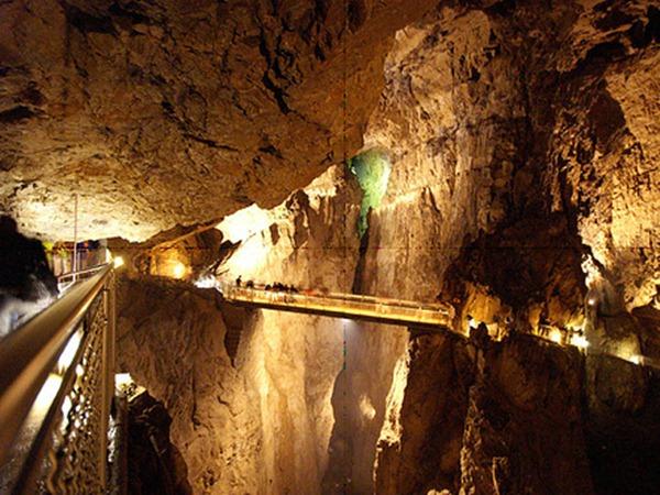 barlangrendszer