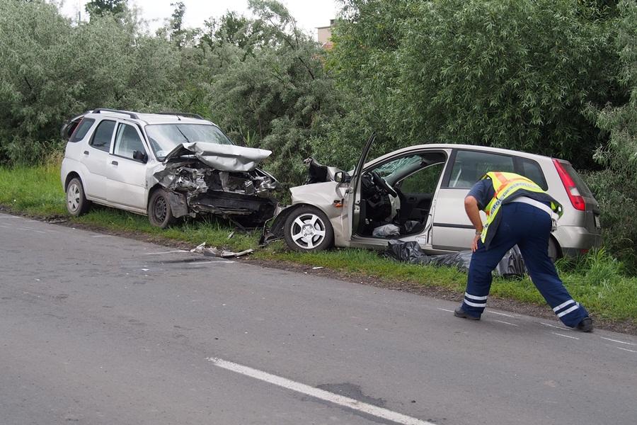 Halálos baleset történt Szeged közelében