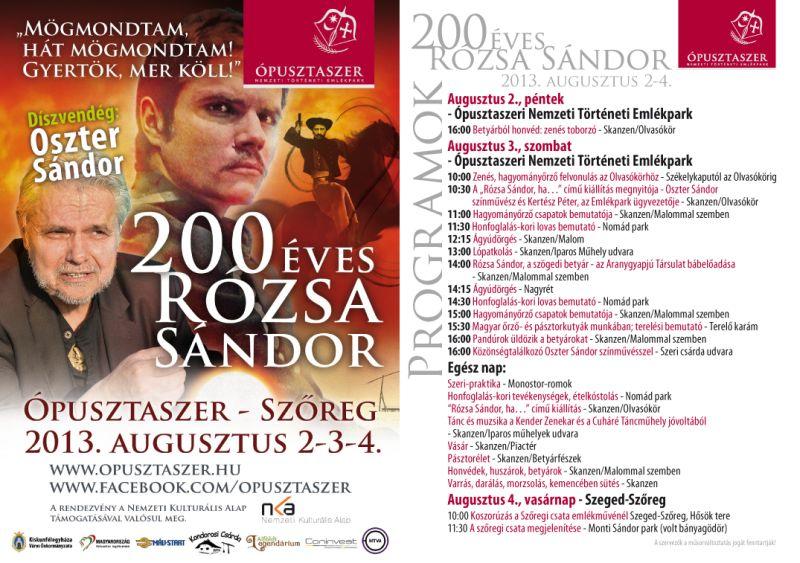 opusztaszer_200_eves_rozsa_sandor_A6_szorolap.indd