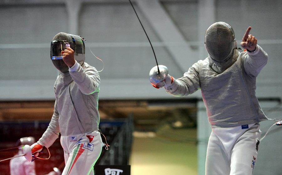 Vívó-vb - Férfi kard egyéni verseny