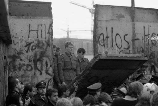 A német államfő köszönetet mondott a közép-európai népeknek a német újraegyesítésért