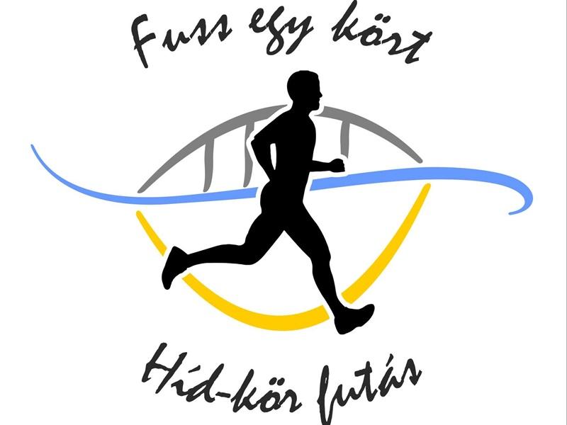 híd kör futás 2014 logo