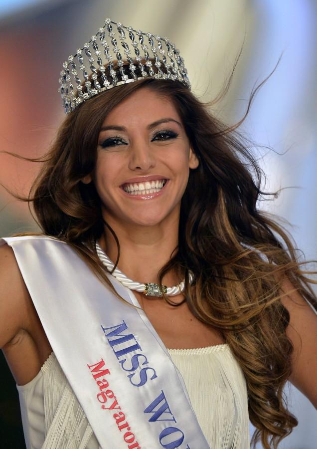 Magyarország Szépe - Miss World Hungary 2014