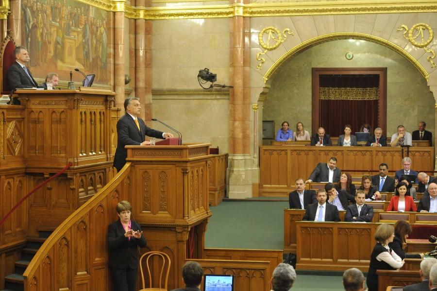 Kövér László; Orbán Viktor