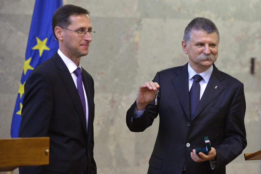 Kövér László; Varga Mihály