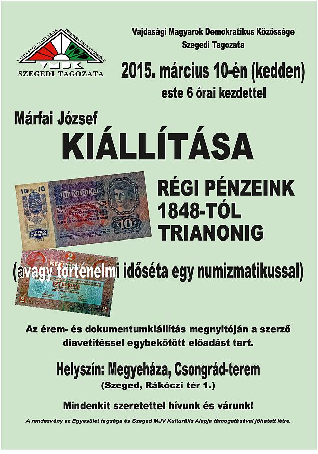 PLAKÁT-MÁRFAI-JÓZSEF-RÉGI-PÉNZEK-A4