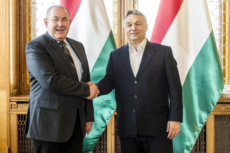 Orbán Viktor; Pásztor István