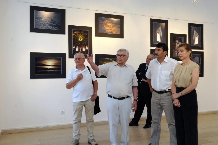 Áder János; Herczegh Anita; Kósa Ferenc