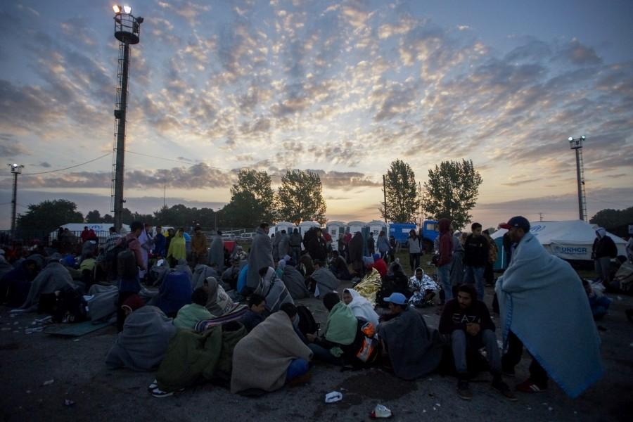 Illegális bevándorlás - Migránsok Horvátországban