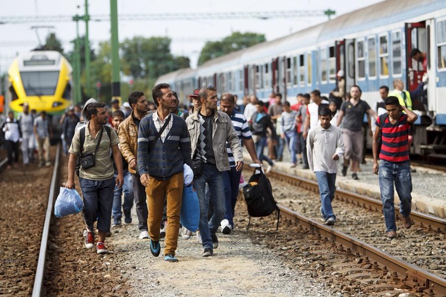 Illegális bevándorlás – Migránsok Szentgotthárdon