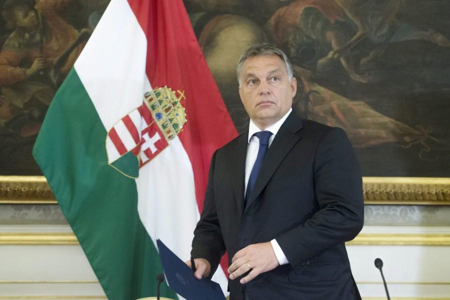 Orbán Viktor; FAYMANN, Werner