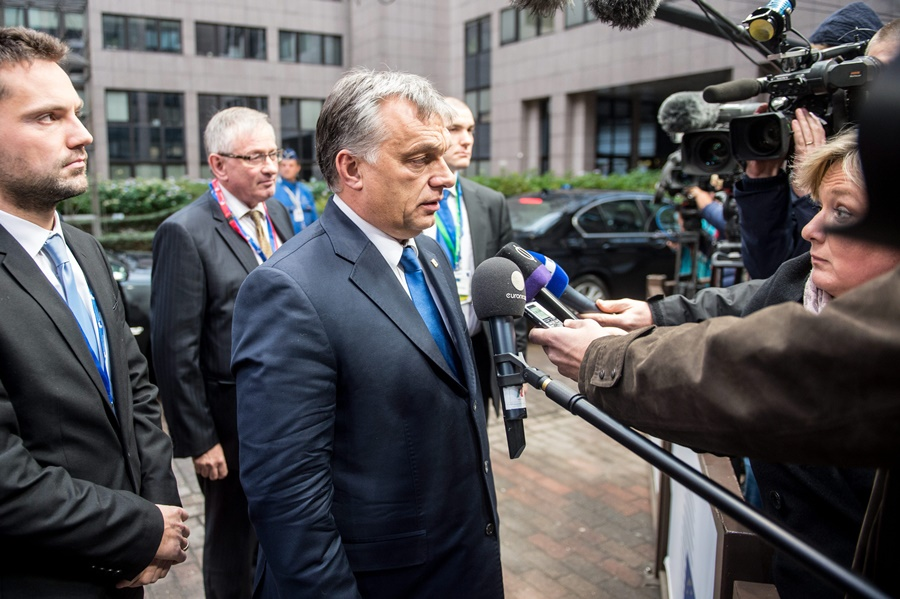 Havasi Bertalan; Orbán Viktor; Gottfried Péter