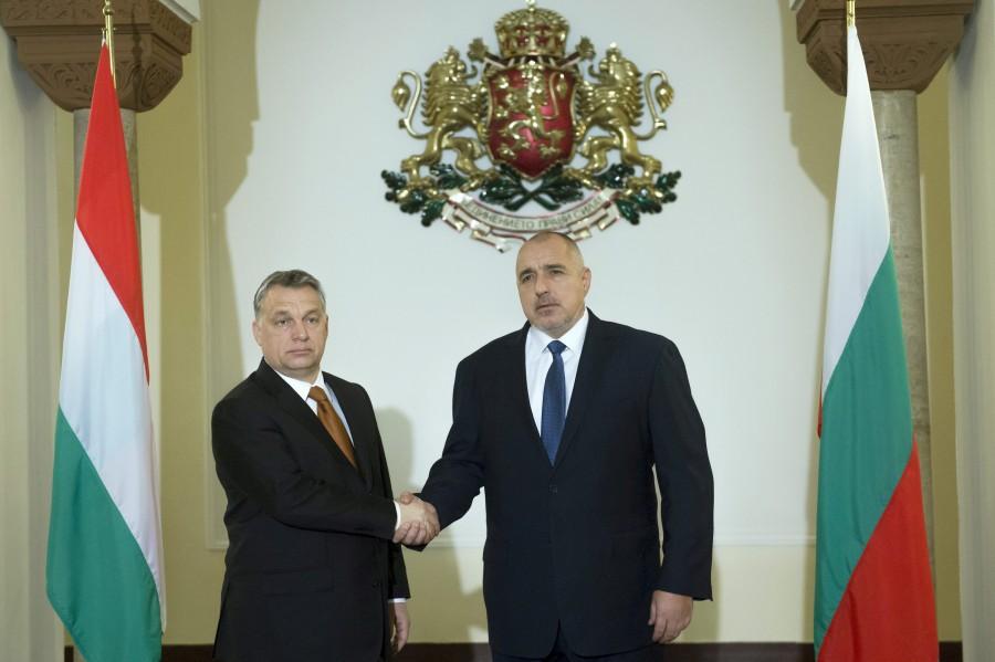 BORISZOV, Bojko; Orbán Viktor