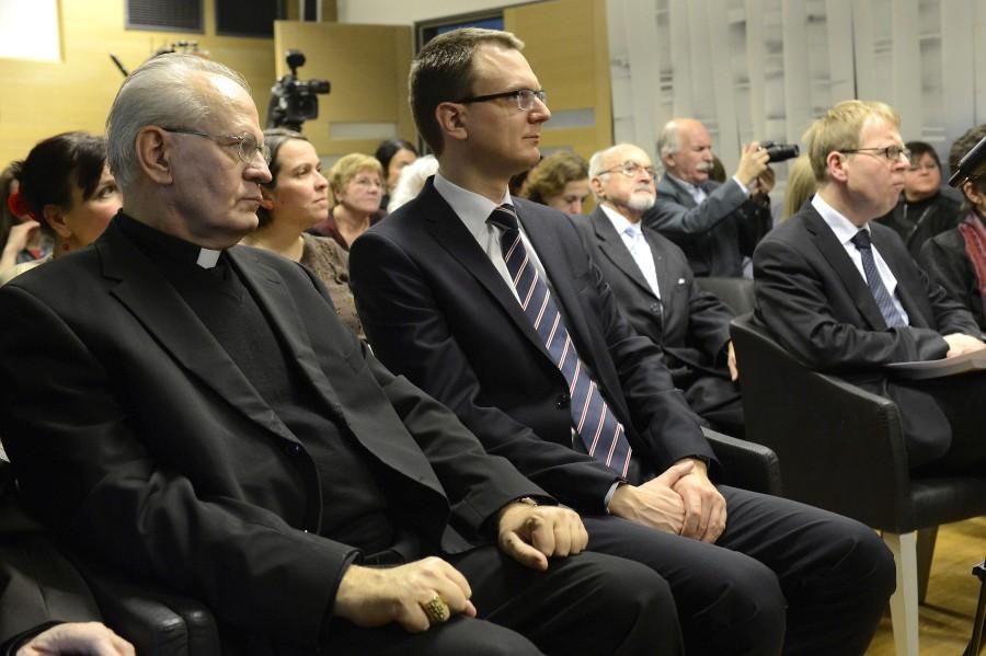 Rétvári Bence; Wallenberg, Raoul; Erdõ Péter