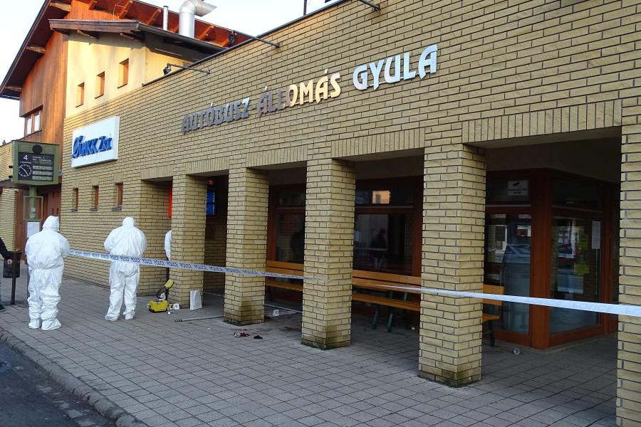 Megöltek egy férfit Gyulán