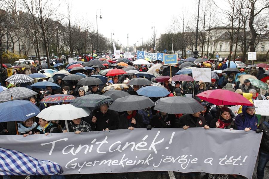 Tanítanék! - Oktatási demonstráció Budapesten