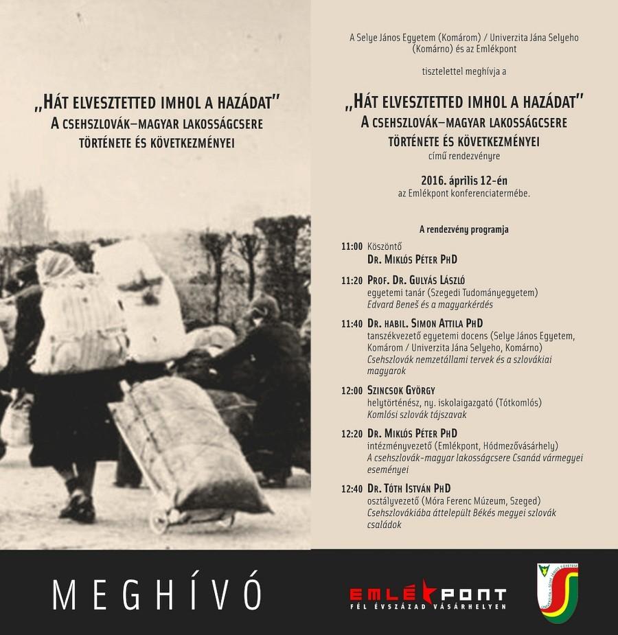 0412_Csehszlovák-magyar lakosságcsere meghívó webes
