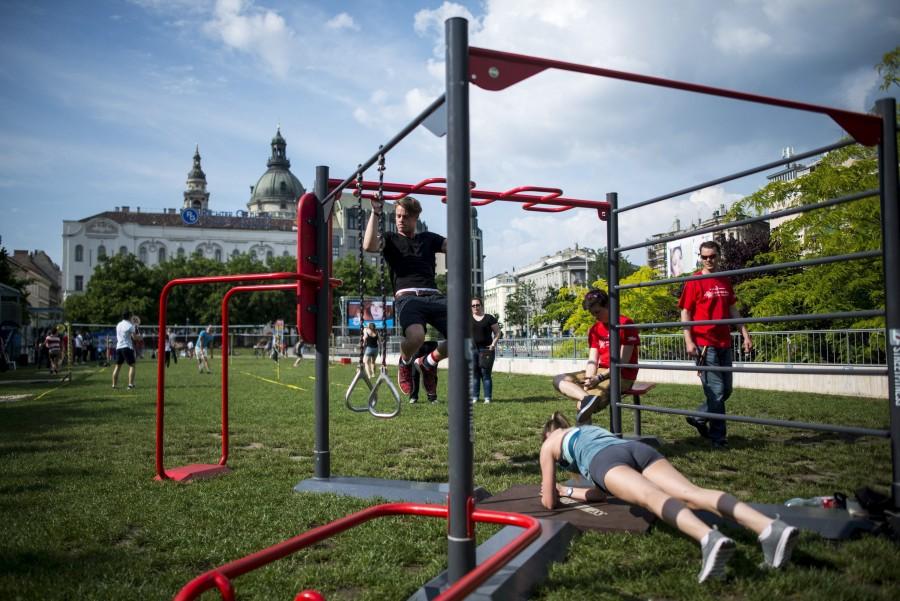 A Kihívás napja Budapesten