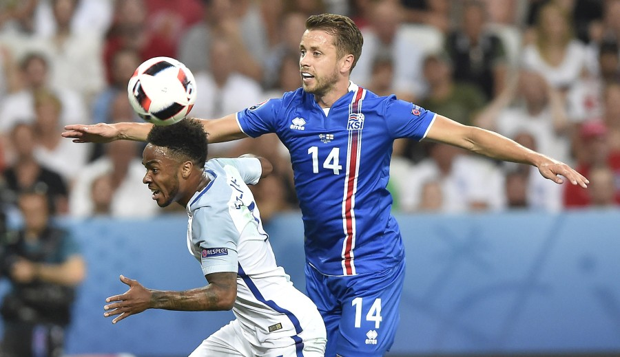 EURO-2016 - Anglia-Izland