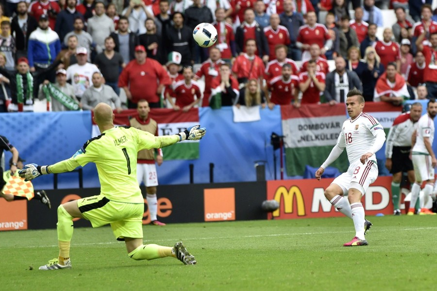 EURO-2016 - Ausztria - Magyarország