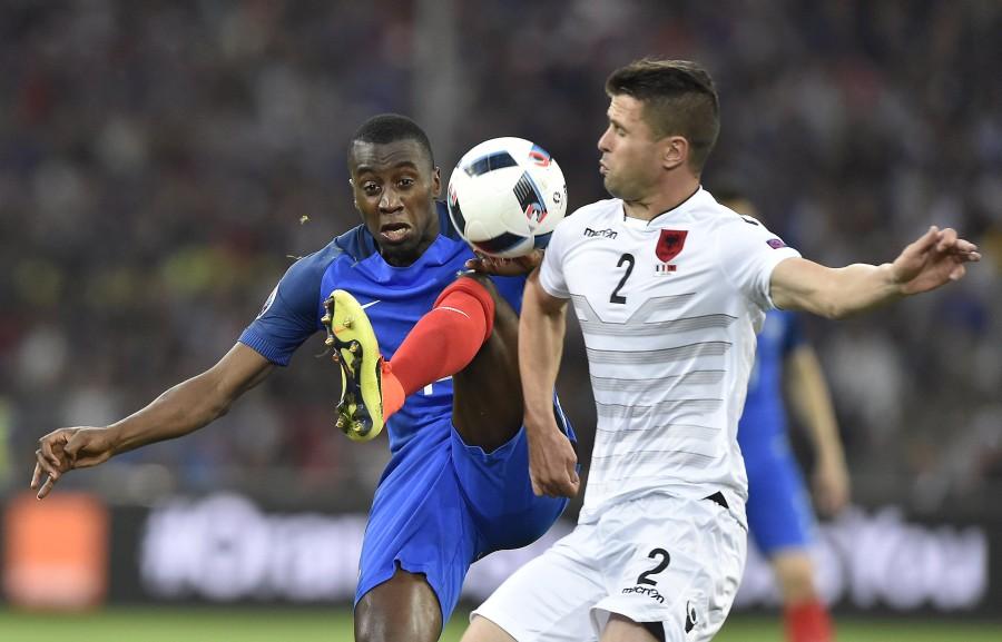 EURO-2016 - Franciaország - Albánia