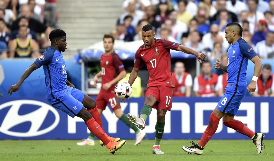 EURO-2016 - Döntõ - Franciaország-Portugália