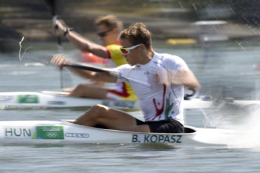 Rio 2016 - Kajak-kenu