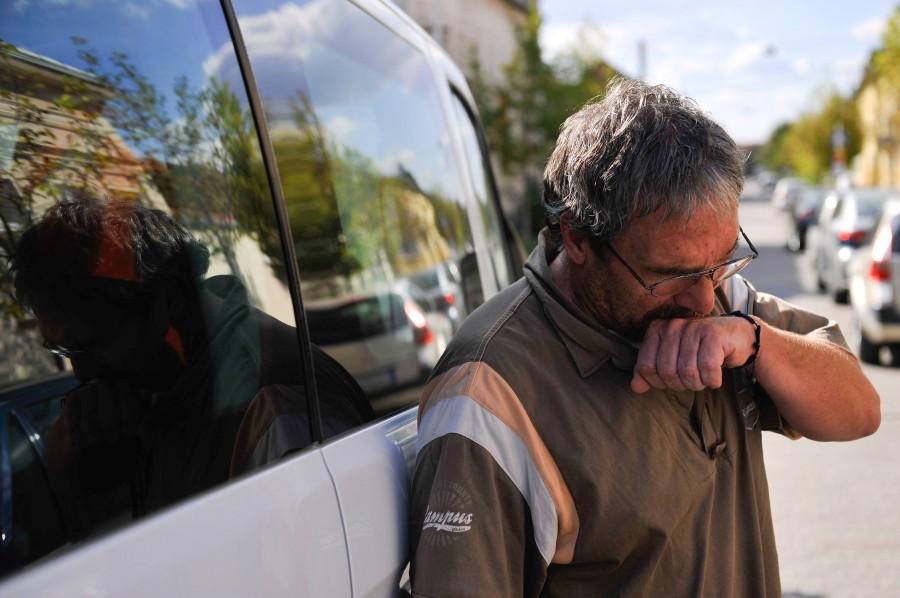 Illegális bevándorlás - Hazatért a magyar kamionsofõr, akit