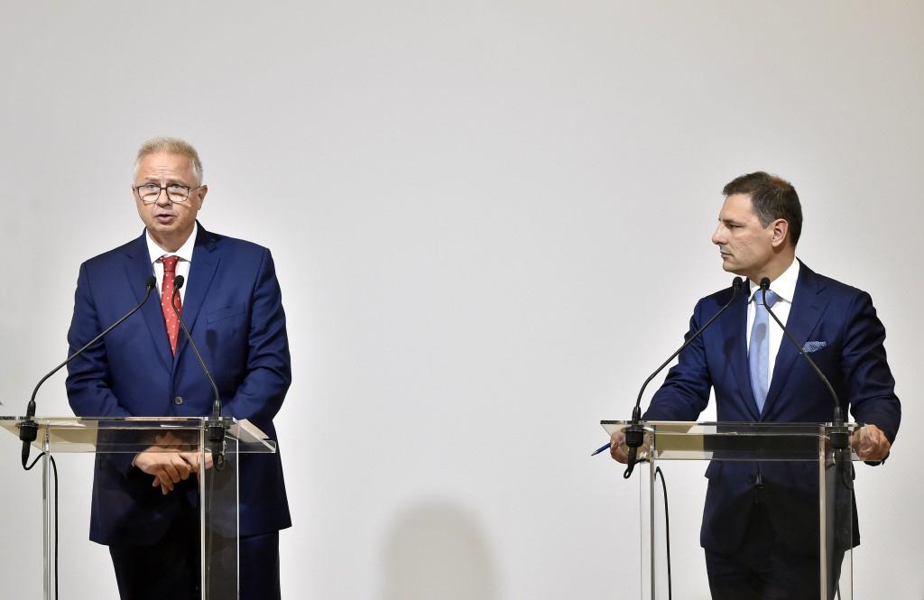 Trócsányi László; Tuzson Bence