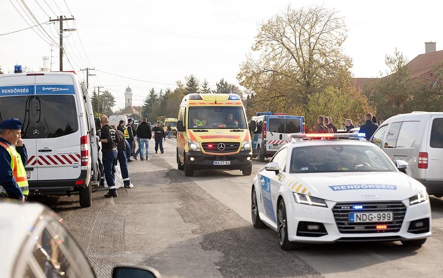 Lövöldözés volt Bõnyben