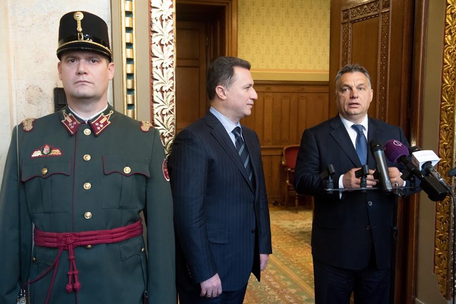 GRUEVSZKI, Nikola; Orbán Viktor