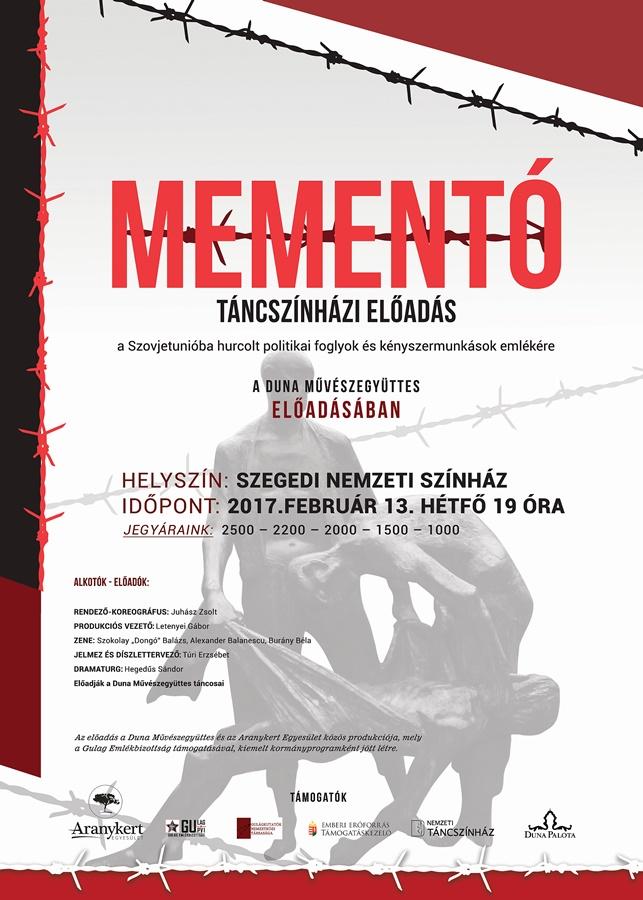 SZEGED_memento_plakat