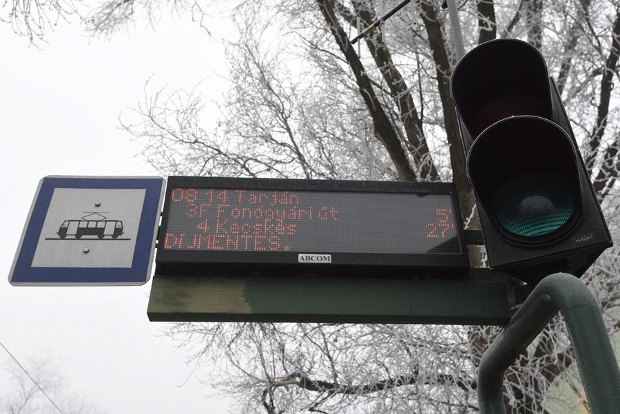 Szálló por - Ingyenes a helyi közösségi közlekedés Szeged