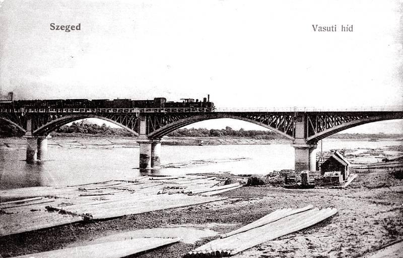 Szegedi_vasúti_Tisza-híd_régi_képeslap_1
