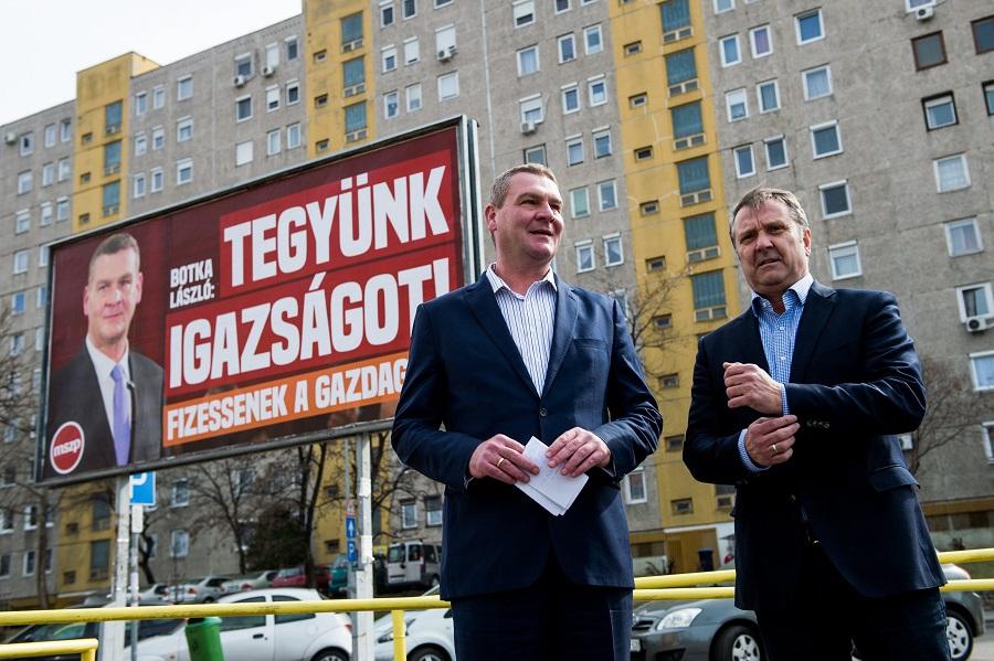 Botka László; Molnár Gyula