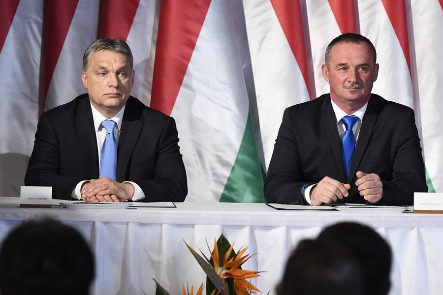 Orbán Viktor; Fekete Zsolt