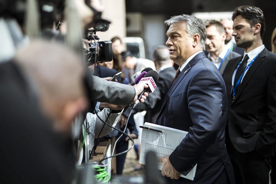 Havasi Bertalan; Orbán Viktor; Rogán Antal