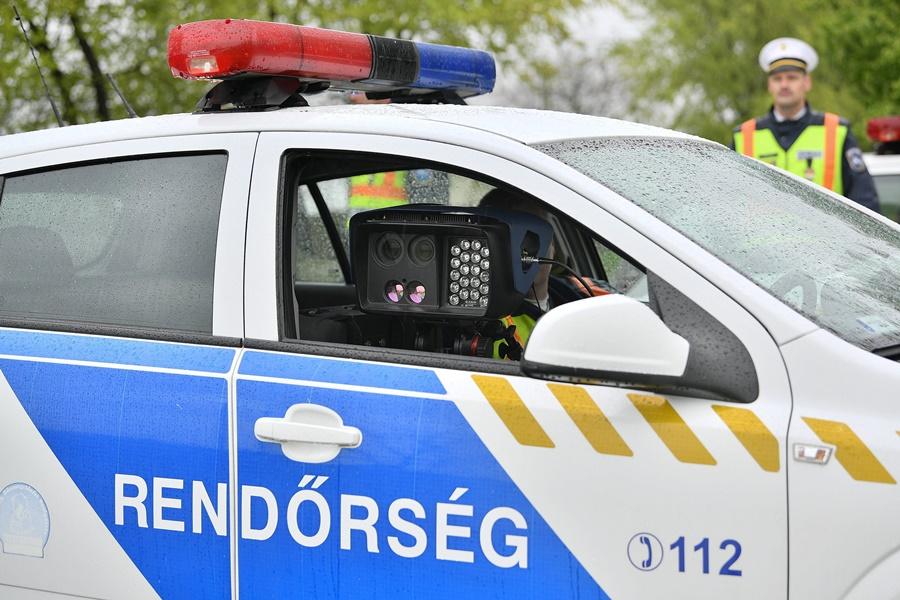 Idõjárás - Felfüggesztették a sebességellenõrzési akció