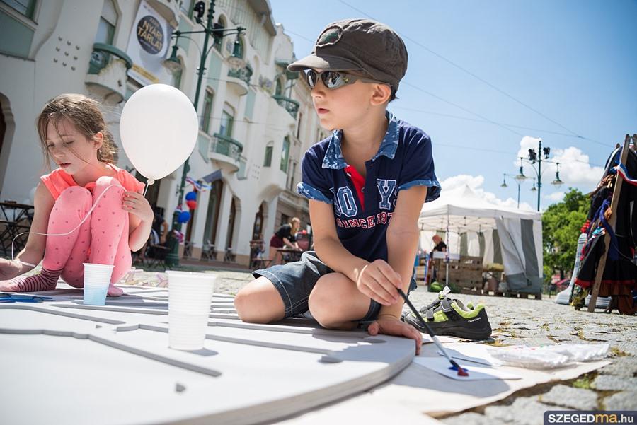 Róka és katedrális a gyermeknapon + FOTÓK