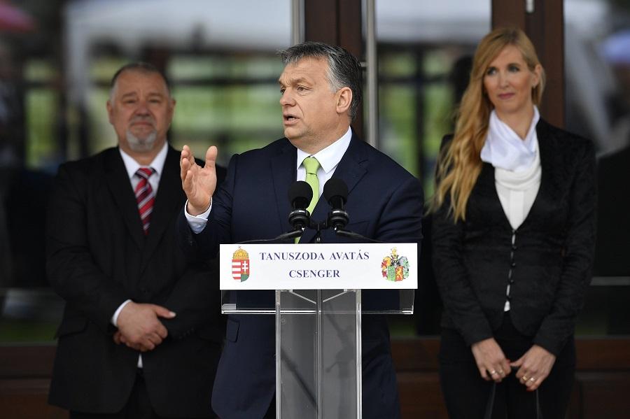 Orbán Viktor; Szabó Tünde; Kovács Sándor