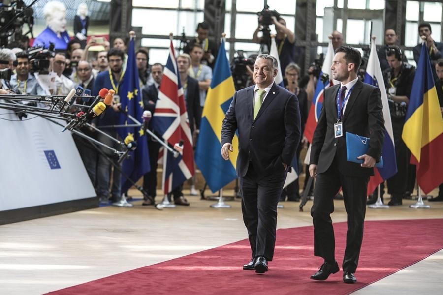 Havasi Bertalan; Orbán Viktor