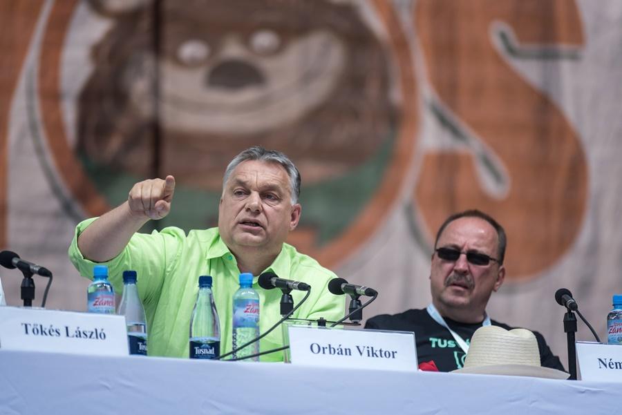 Németh Zsolt; Orbán Viktor
