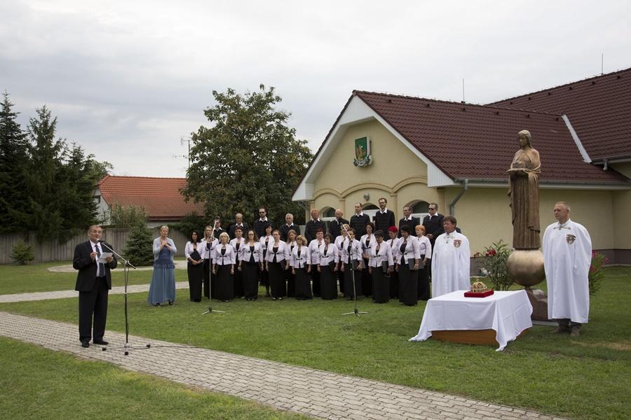 Lezsák Sándor; Rieger Tibor