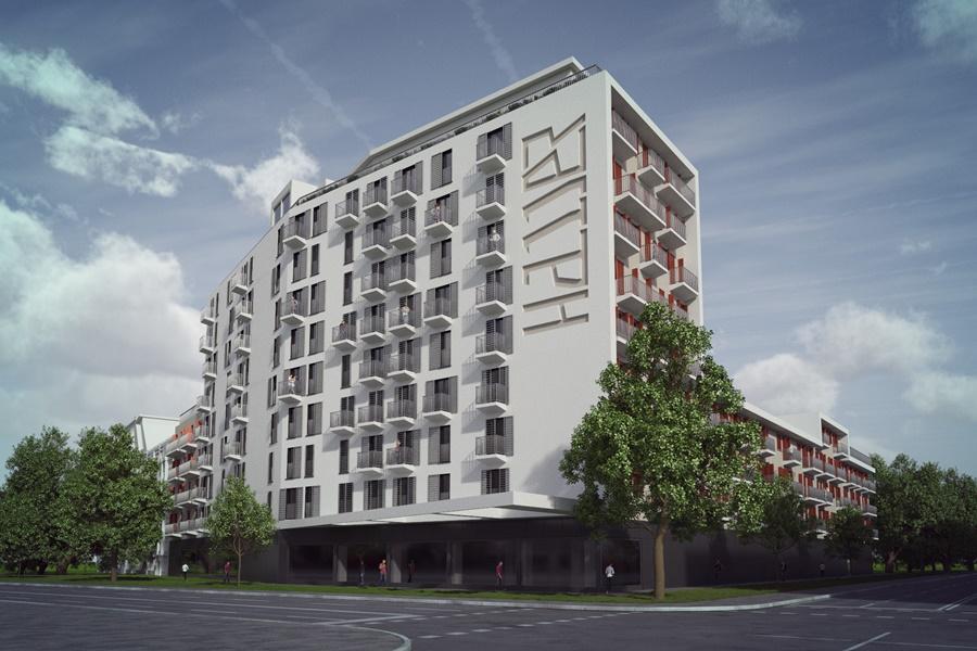 Zöld megoldás az ingatlanfejlesztésben