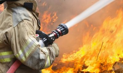 Tűz ütött ki egy IX. kerületi edzőterem szaunahelyiségében