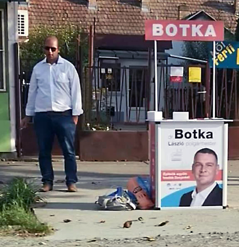 Sikerült, Tóth Péter megcsinálta: befutó helyet kapott Botka László listáján!