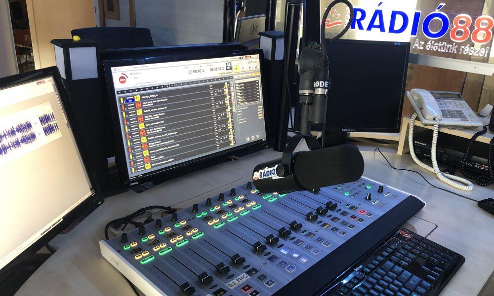 rádió 88 most szól