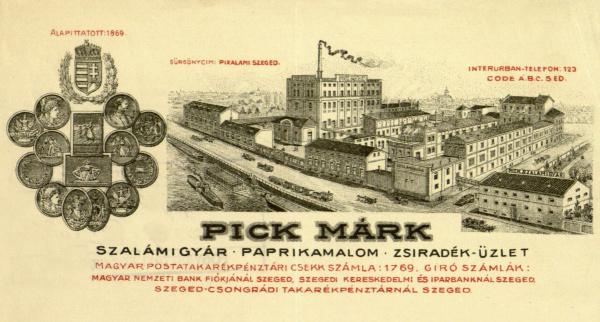 Nem a legelső volt, de a legügyesebb: Pick Márk